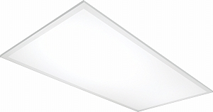 LED FLAT PANELS FOR 2X2 AND 2X4 DROP CEILINGS IN OFFICES, SCHOOLS, AND HEALTHCARE APPLICATIONS